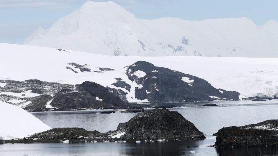 Нов температурен рекорд на Земята - минус 91,2 градуса