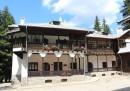 """Дворецът """"Царска Бистрица"""", построен от княз Фердинанд в Боровец"""
