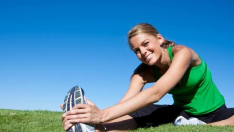 жена тренировка спорт тичане