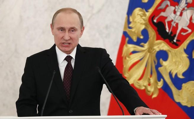 Владимир Путин за трети път бе избран за