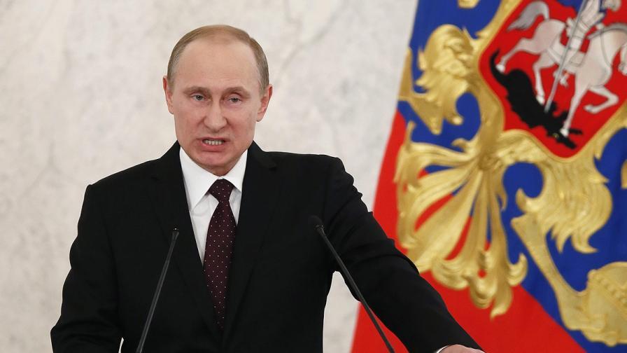 """Резултат с изображение за """"за президент на страната е избран Владимир Путин."""""""