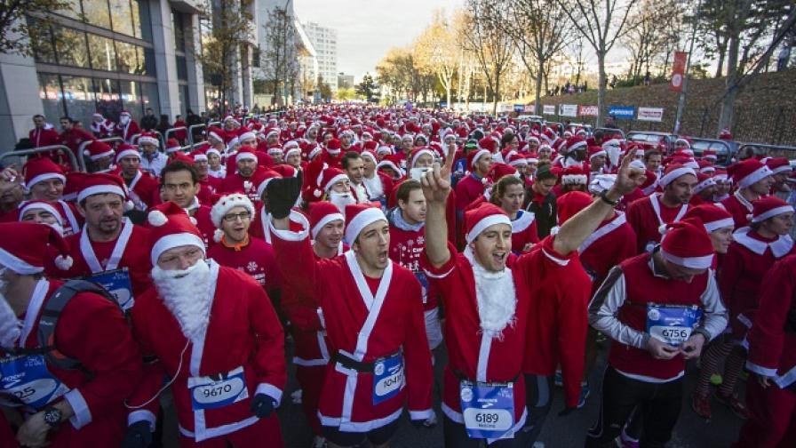 Германия: Дядо Коледа е наш!