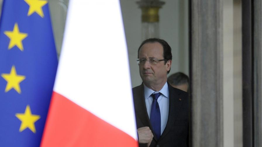 И Франсоа Оланд бойкотира Олимпиадата в Сочи