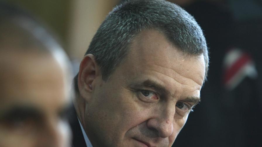 Йовчев: Искам да ограничим властта на вътрешния министър