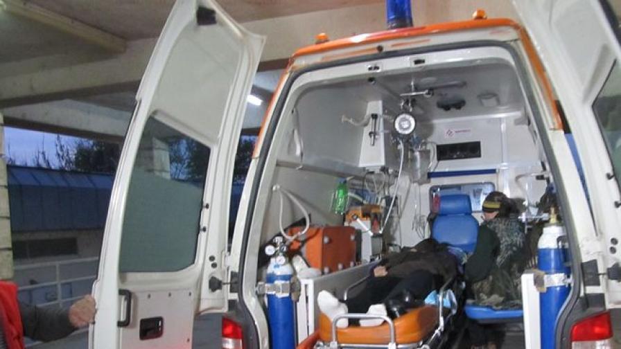 Експлозия в ресторант край Разлог уби мъж и прати жена в болница