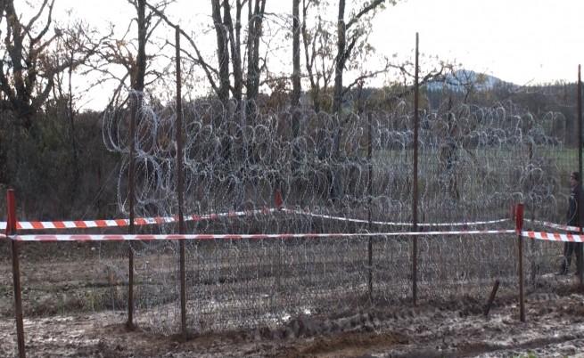 ГЕРБ искат парламентарна комисия за оградата по границата