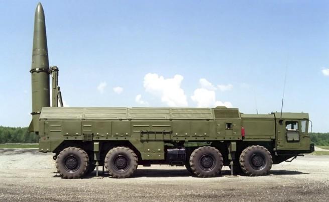 """""""Искандер"""" - по думите на Путин най-ефикасното оръжие в този сегмент"""