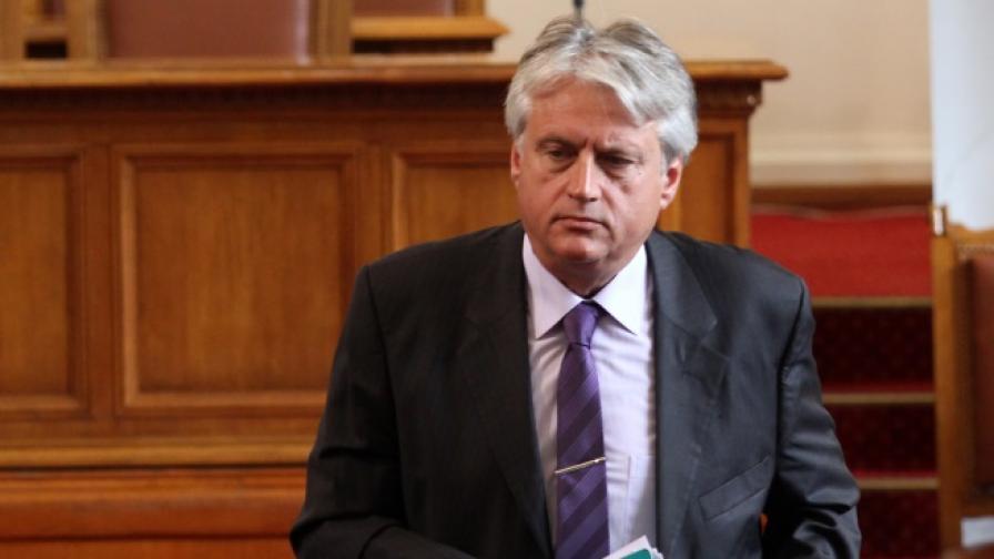 Бойко Рашков оглави бюрото за контрол на СРС