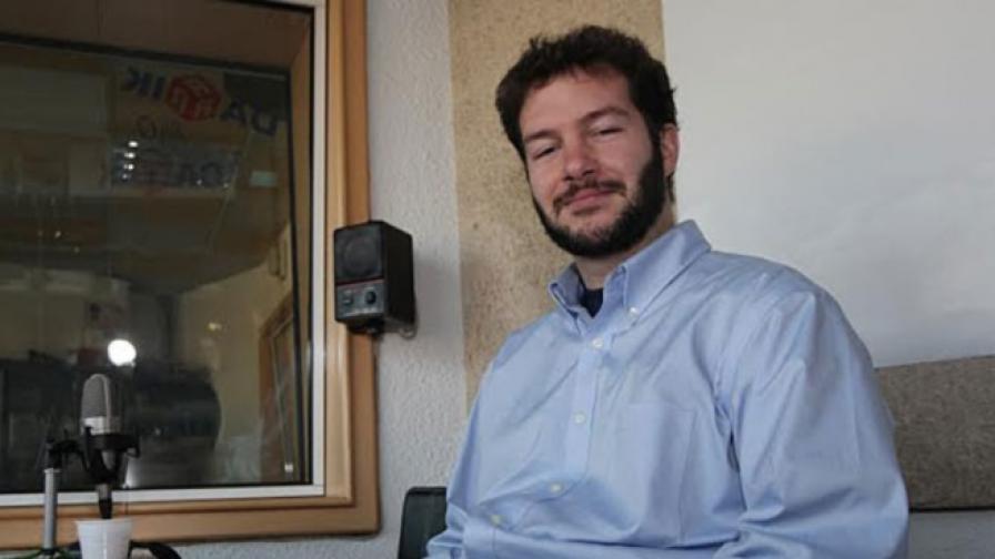 Кристиан Митов: В България се чувствам невероятно