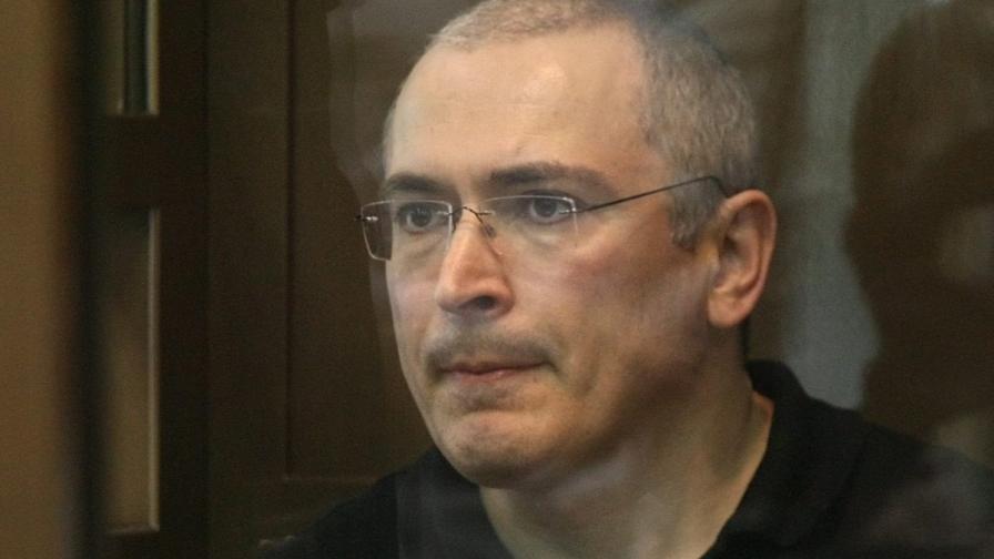 """Владимир Путин бил готов да помилва Михаил Ходорковски и пънкарките от """"Пуси райът"""""""