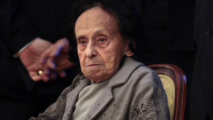 Почина оперната певица Иванка Митева-Коралова