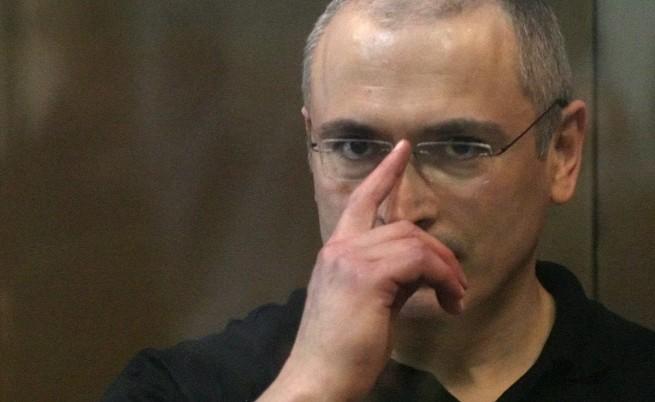 Ходорковски пристигна в Швейцария