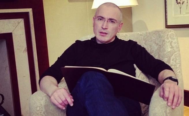 Михаил Ходорковски даде първото си интервю след затвора