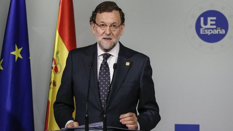 Рахой: Испания ще се възстанови през 2014