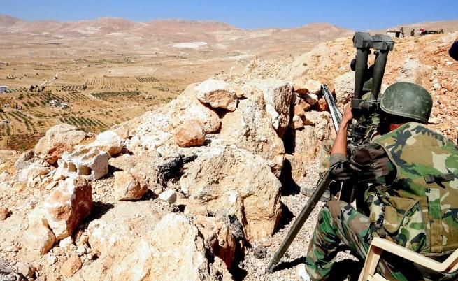 Сирия: Убиха 150 бунтовници при засадата