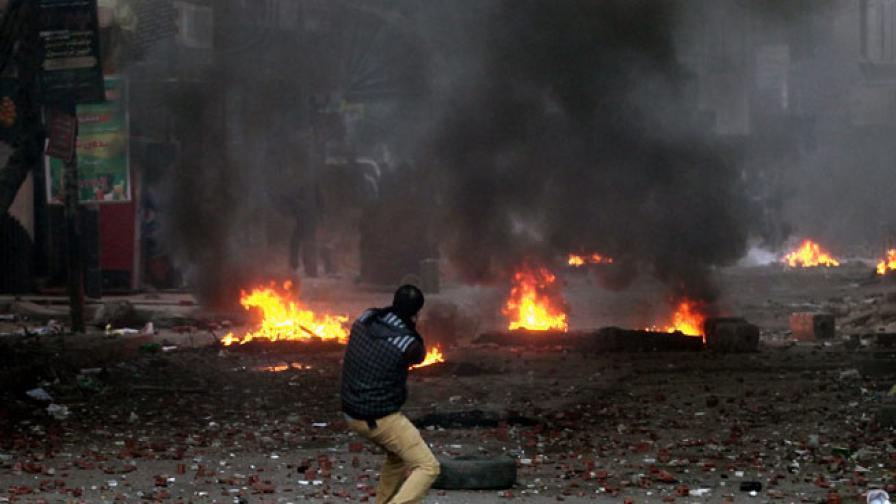Кървава равносметка след демонстрациите в Египет