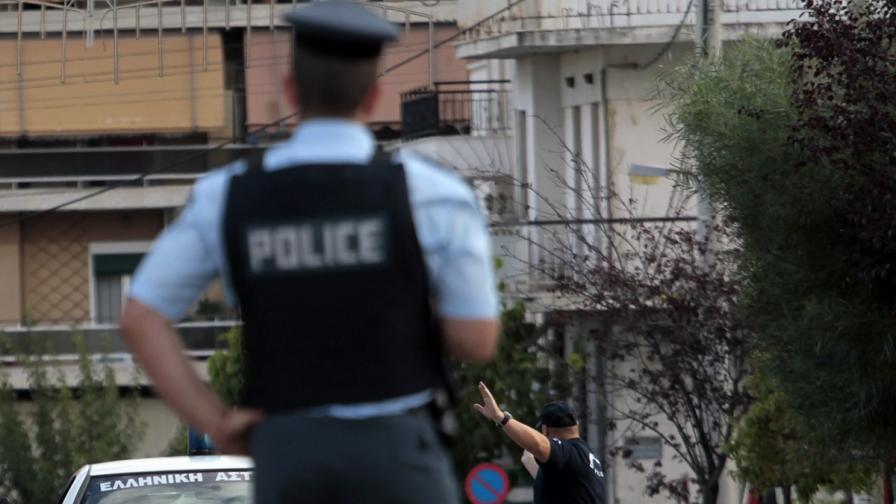 Иззеха над 1 тон хероин в Атина