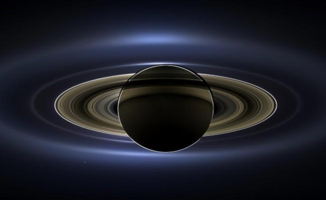 Пръстените на Сатурн са на 4,4 милиарда години