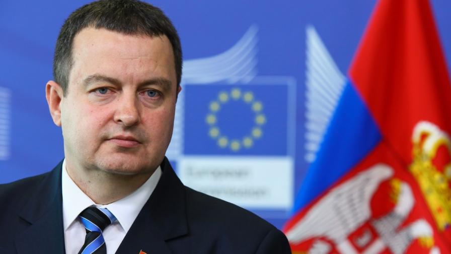Дачич: Сърбия ще е готова за ЕС след 5 години