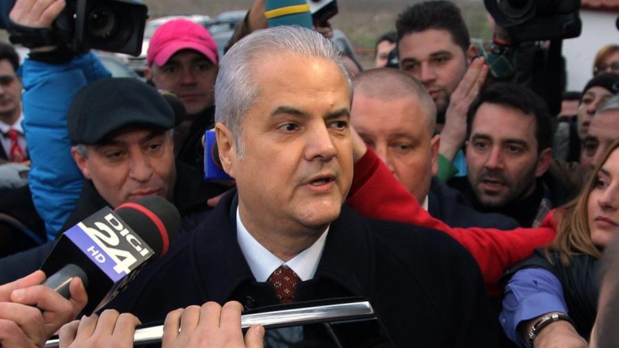 Пак осъдиха бившия румънски премиер Адриан Нъстасе
