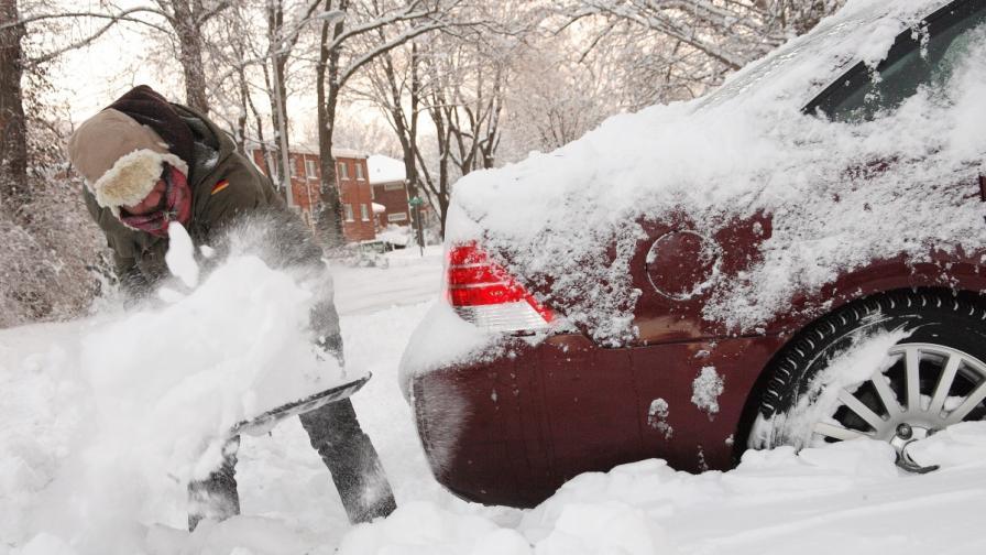 Страшният студ в САЩ продължава