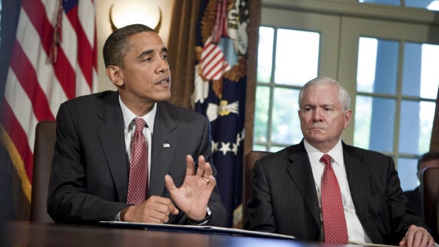 Бивш шеф на Пентагона критикува Обама в мемоарите си