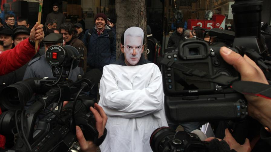 ГЕРБ ще гласува да падне имунитетът на Сидеров, БСП изчаква