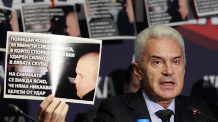 Сидеров: Френското посолство да ми се извини