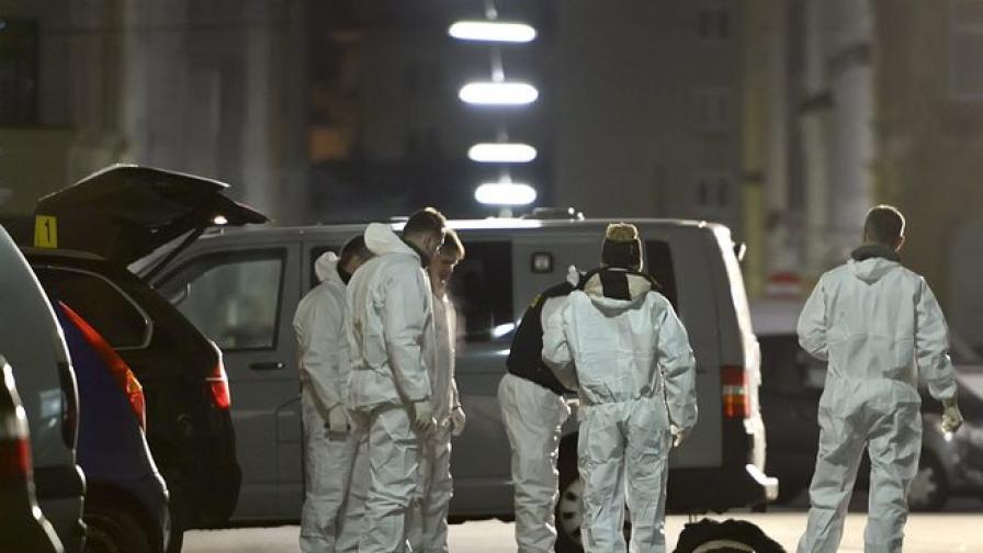 Мистерия около взривеното BMW във Виена