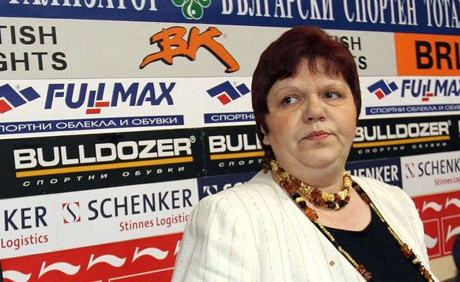 Ирена Кръстева съобщи, че продава вестниците си